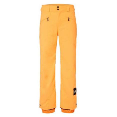 O'Neill PM HAMMER PANTS pomarańczowy L - Spodnie narciarskie/snowboardowe męskie