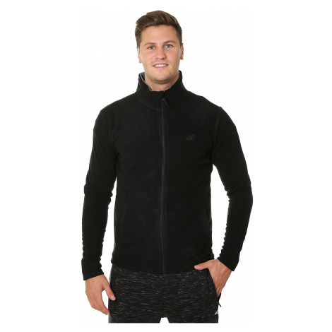 bluza 4F X4Z18-PLM300/Zip - Deep Black