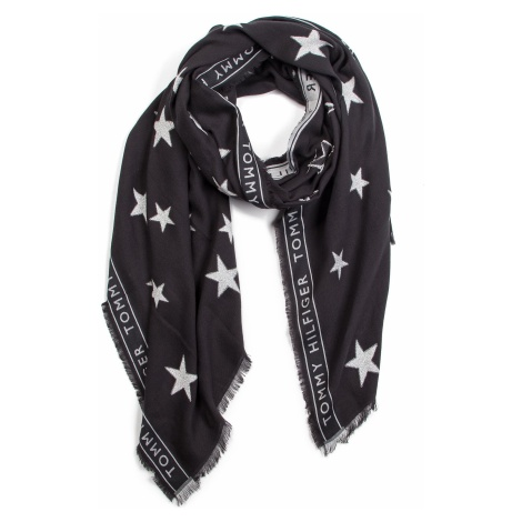 Szal TOMMY HILFIGER - Tommy Selvedge Scarf AW0AW06201 902