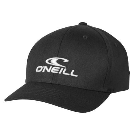 O'Neill BM FLEXIFIT CORP CAP czarny S/M - Czapka z daszkiem unisex