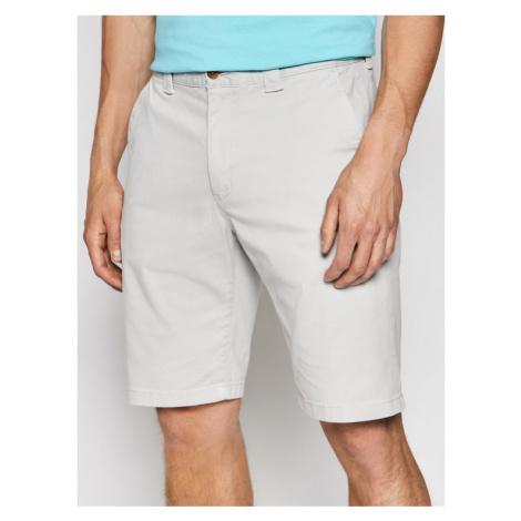 Tommy Jeans Szorty materiałowe Scanton DM0DM11076 Szary Slim Fit Tommy Hilfiger