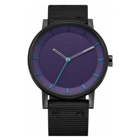 ADIDAS ORIGINALS Zegarek analogowy 'District_W1' ciemny niebieski