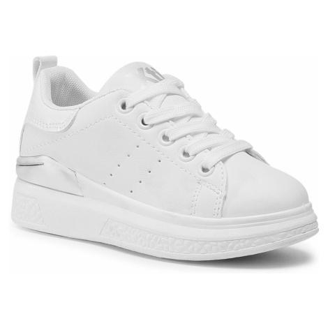Sneakersy XTI - 57279 White