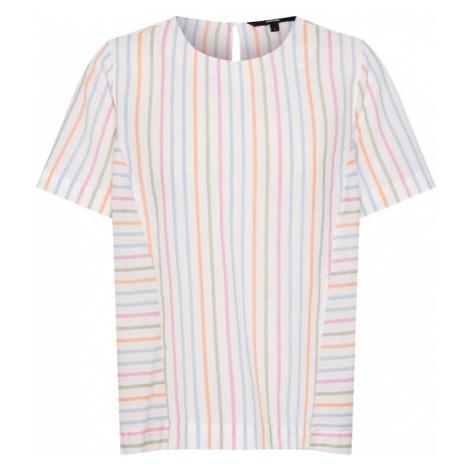 VERO MODA Koszulka mieszane kolory / biały