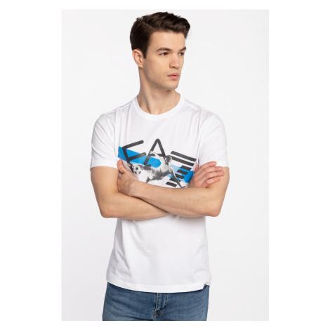 Koszulka Ea7 Emporio Armani T-Shirt 3Kpt30Pjacz-1100 White