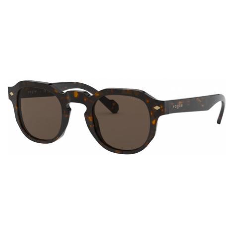 VOGUE Eyewear Okulary przeciwsłoneczne 'VO5330S' ciemnobrązowy