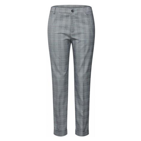 Pepe Jeans Spodnie w kant 'IRENE' jasnoniebieski / szary / czarny