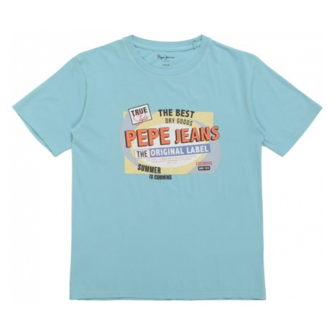 Pepe Jeans Koszulka 'Greg' jasnoniebieski / mieszane kolory