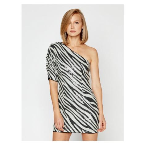 Guess Sukienka koktajlowa Florence W0YK0W K9X20 Kolorowy Slim Fit