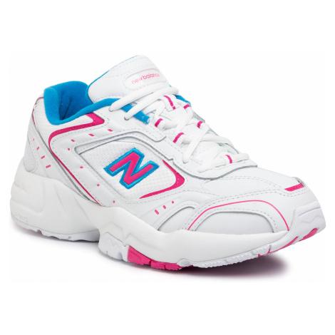 Sneakersy NEW BALANCE - MX452SC Biały