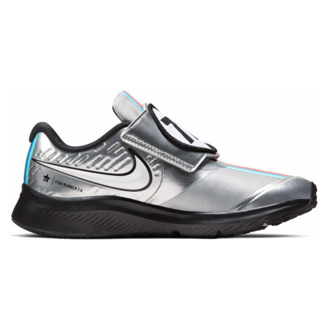Nike Star Runner Auto Trainers Child Boys