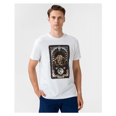 Roberto Cavalli Koszulka Biały