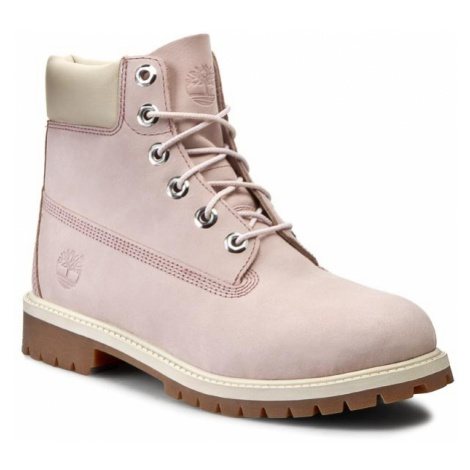 Trapery TIMBERLAND - 6In Prem Wp Bt Laven 34992/TB0349925241 Purp