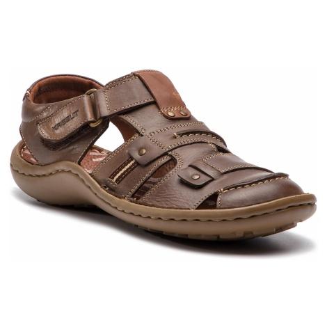 Sandały KRISBUT - 1168-5-9 Brąz