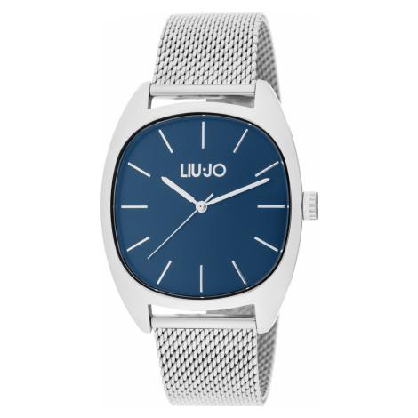 Liu Jo Retro Zegarek Srebrny