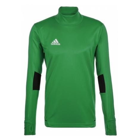 ADIDAS PERFORMANCE Koszulka funkcyjna 'Tiro 17' trawa zielona