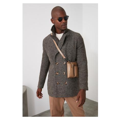 Płaszcz męski Trendyol Male Cachet