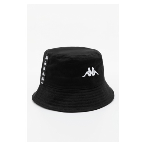 Czapka Kappa Gunther Unisex Bucket Hat 307114-4006 Caviar