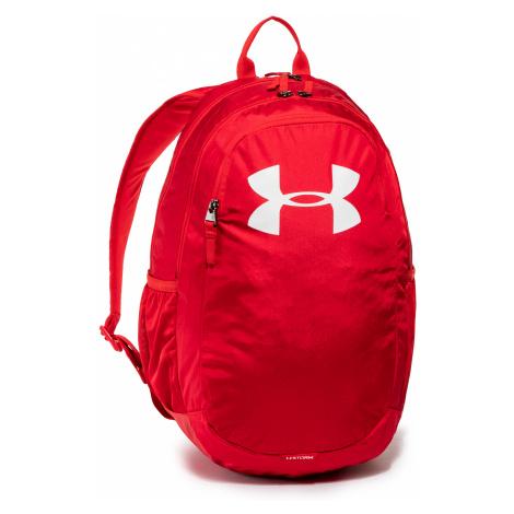 Plecak UNDER ARMOUR - Scrimmage 2.0 1342652-600 Czerwony