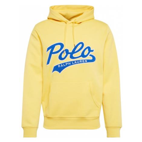 POLO RALPH LAUREN Bluzka sportowa żółty
