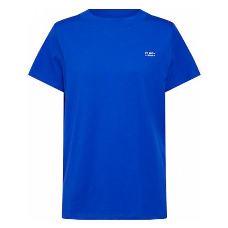 Q/S Designed By Koszulka niebieski