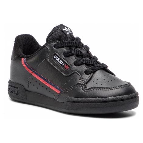 Buty adidas - Continental 80 I G28217 Cblack/Scarle/Conavy