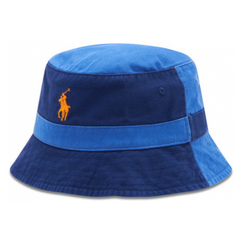 Polo Ralph Lauren Bucket Loft Hat 710834742001 Niebieski