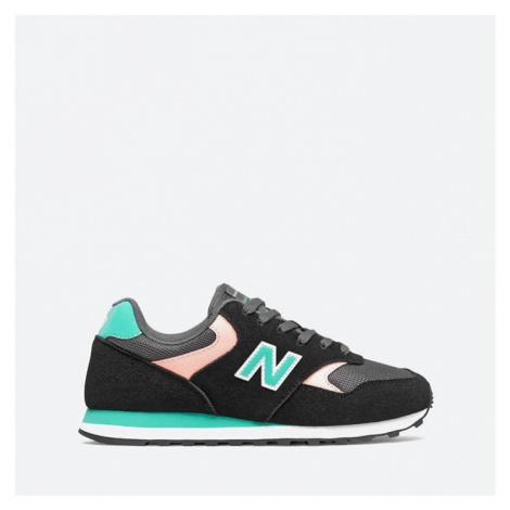 Buty damskie sneakersy New Balance WL393VR1