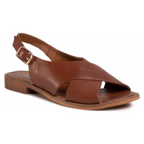 Sandały LASOCKI - TTT-M002-01 Brown