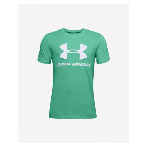Under Armour Sportstyle Koszulka dziecięce Zielony