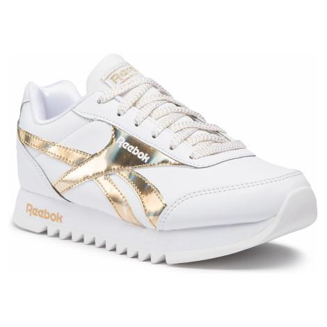 Sneakersy Reebok - Royal Cljog 2 Plat FW8187 White/ White/Goldmt