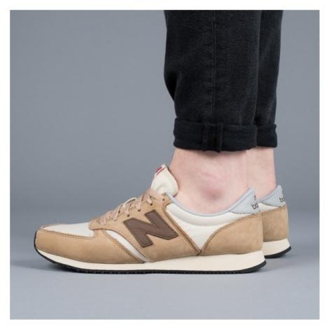 Buty męskie sneakersy New Balance U420BBG