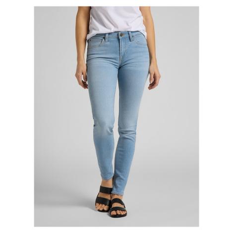 Damskie skinny jeansy Lee