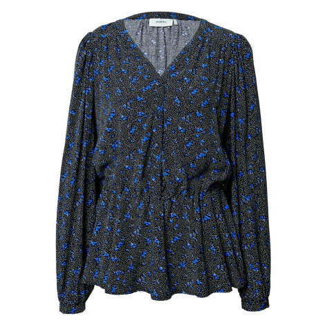 Moves Bluzka czarny / niebieski / biały