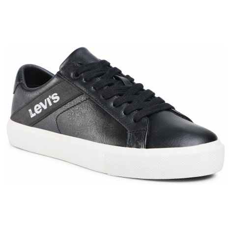 Sneakersy LEVI'S® - 231445-1796-59 Regular Black Levi´s