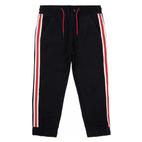 Primigi Spodnie materiałowe Back To Skate 44122031 Czarny Regular Fit