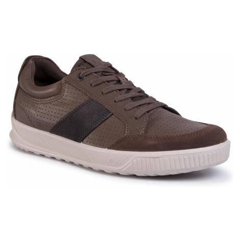 Sneakersy ECCO - Byway 50156451978 Dark Clay/Dark Clay/Magnet