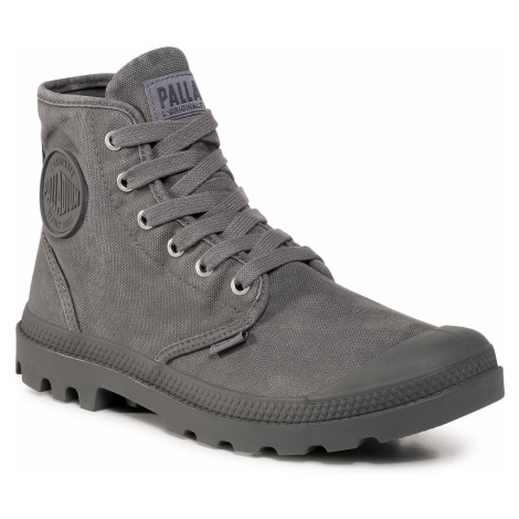 Trapery PALLADIUM - Pampa Hi 02352-021-M Metal/Black