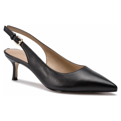 Sandały GUESS - Karil FL6KAR LEA05 BLACK