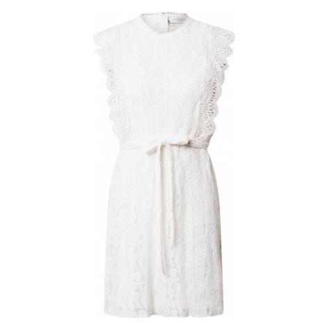 VILA Letnia sukienka 'TAFFA' offwhite