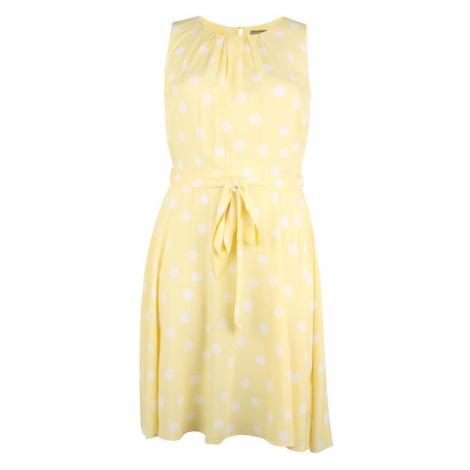 Dorothy Perkins Sukienka cytrynowy
