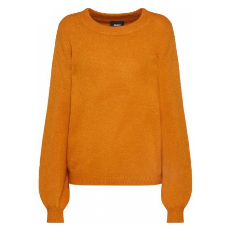 OBJECT Sweter musztardowy