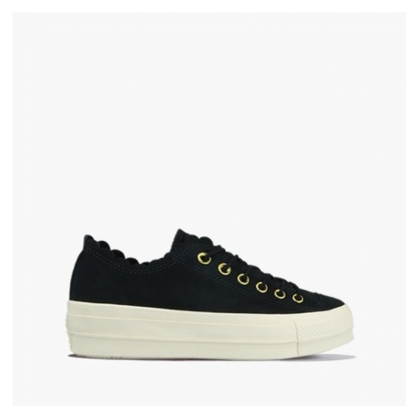 Buty damskie sneakersy Converse Chuck Taylor All Star Frilly Thriils 563499C