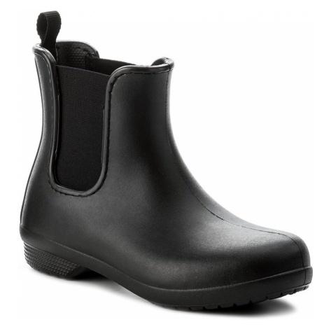 Kalosze CROCS - Freesail Chelsea Boot W 204630 Black/Black