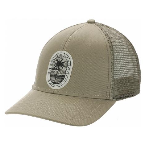 czapka z daszkiem Dakine Lone Palm Trucker - Barley