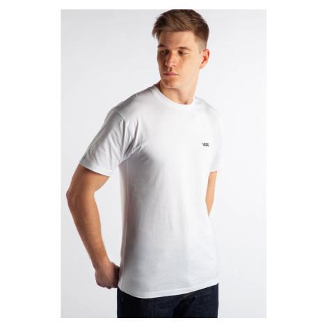 Koszulka Vans Left Chest Logo Tee Yb2 White