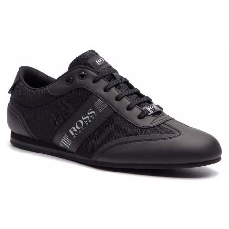 Sneakersy BOSS - Lighter 50370438 10199225 01 Black 001 Hugo Boss