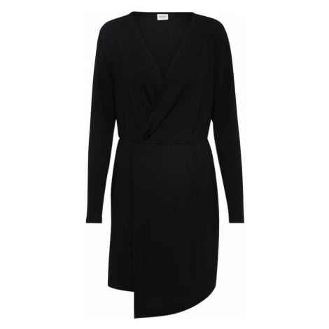 JACQUELINE De YONG Sukienka 'LAUREN DRESS' czarny