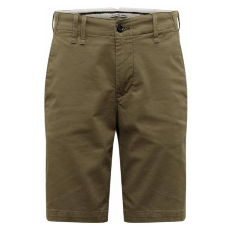 G-Star RAW Spodnie 'Vetar' zielony
