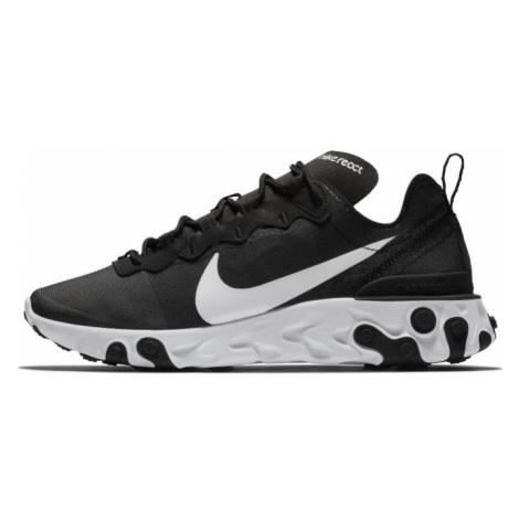 Buty damskie Nike React Element 55 - Czerń